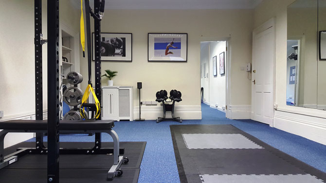 Personal Training Studio 1