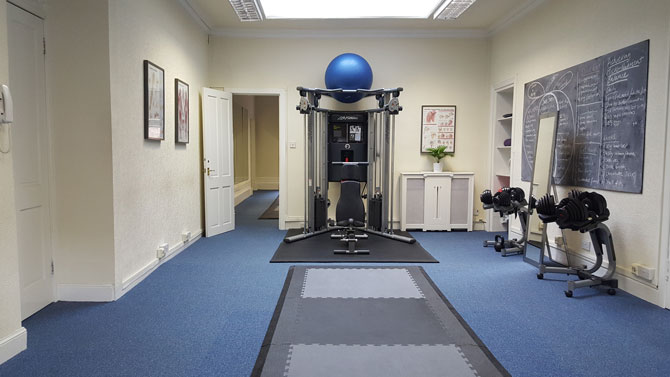 Personal Training Studio 2